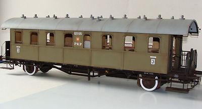 Modelik 08/07 - 2 Eisenbahnwaggons  Typ Cid-21    1:25  mit Lasercutteilen