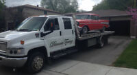 Towing service & car removal