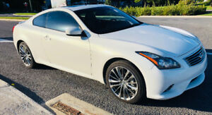 2011 Infiniti G37x Sport package Coupe (2 door)