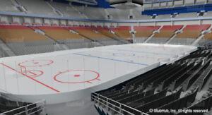 Toronto Maple Leafs vs Winnipeg Jets - Oct 27 (Lower Bowl)