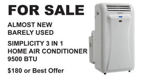 FOR SALE HOME AIR CONDITIONER