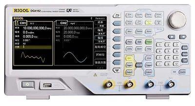 Rigol Dds Functionarbitrary Waveform Generators Dg4062 60mhz 2ch 50mhsa 14bits
