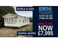 Willerby Granada static caravan 35 x 12 2 Bed