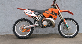 2006 ktm 250 sx £2400 ovno PRICED TO SELL NO OFFERS