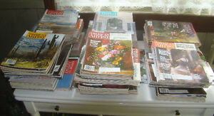 Revue American artist magazine