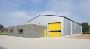 Steel Buildings at Clearance Prices