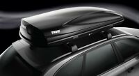 Thule Force XL cargo/ski/snowboard roof Box...Demo, as New!