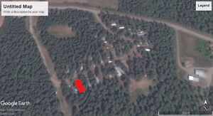 Forested South Quesnel Mobile Home - Pad Rent