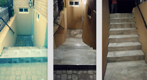 PROFESSIONAL TILING QUALITY FINISHING GREAT RATES 647 863 7045