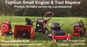 TopGun Small Engine & Tool Repair  Cambridge Kitchener Area image 1