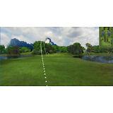 "NEW ProScreens 144"" x 108"" HD Golf Simulator Impact Screen REAL GOLF BALLS - USA"