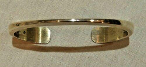 Kasityo Finland Sterling Silver Cuff Bracelet