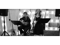 Acoustic Duo available for Weddings and Events