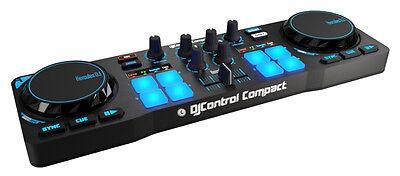 Hercules 4780843 DJControl Compact USB Controller