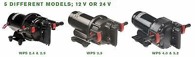 Johnson Aqua Jet WPS Pump 5.2 GPM 12V 10-13406-07  BLA 133320
