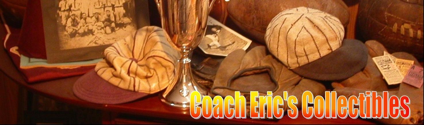 Coach Eric's Collectibles