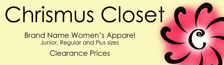 Chrismus Closet