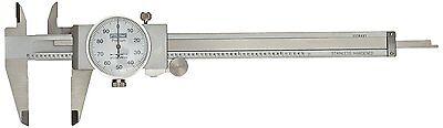 Fowler Full Warranty Stainless Steel Shockproof Dial Caliper 52-008-706-0 0-6