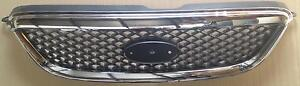 Ford Falcon Fairmont BA BF upper front CHROME GRILLE XT - MELBOURNE CHANGEOVER