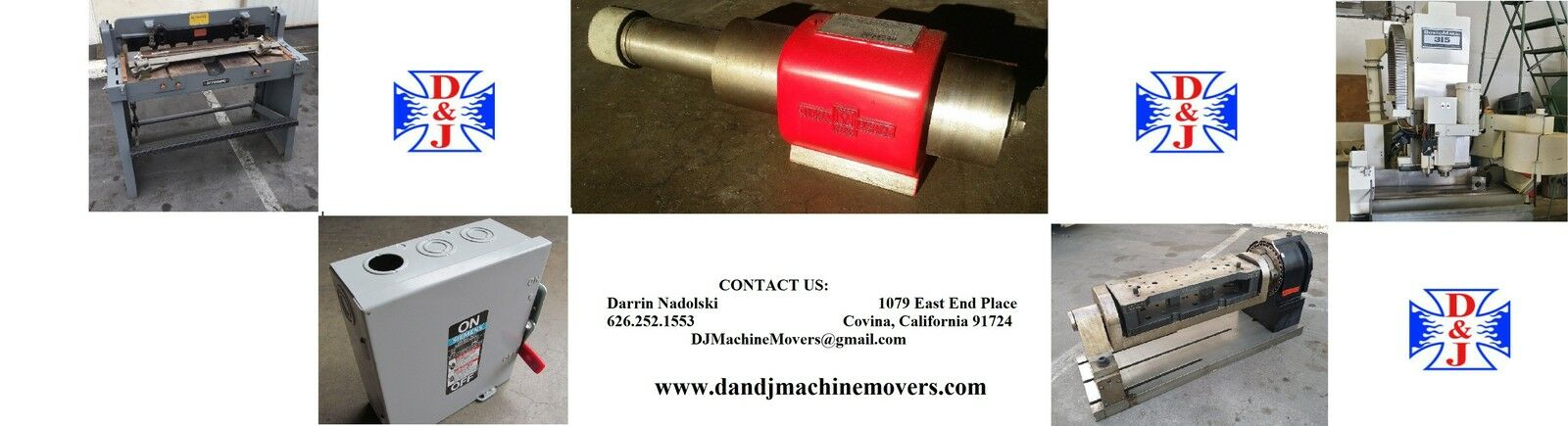 DandJMACHINERY