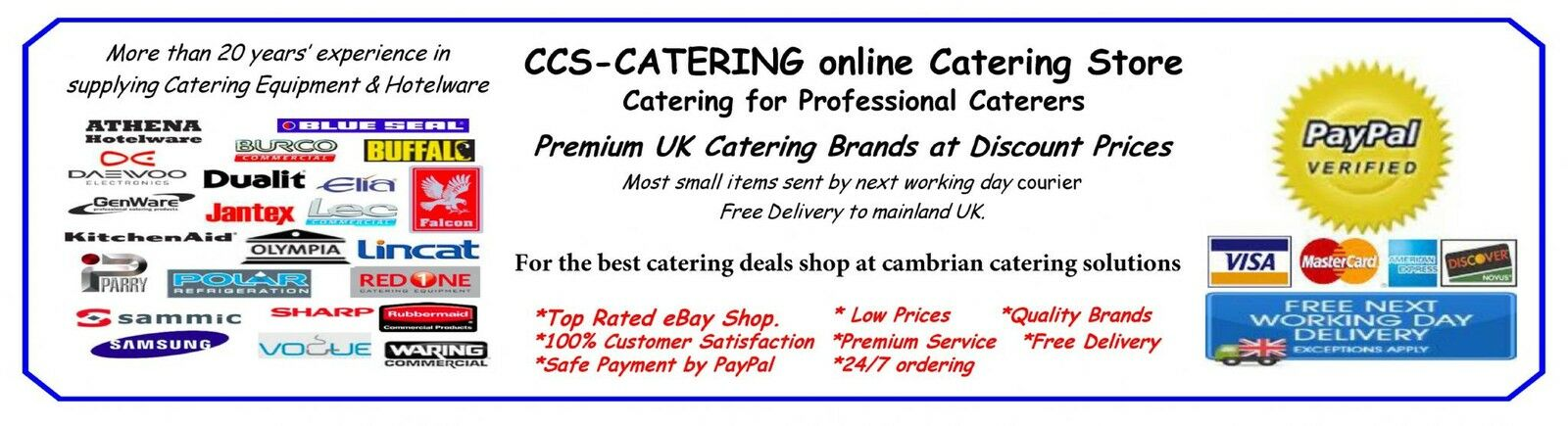 CCS-Catering