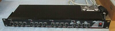 Vintage AUDIO LOGIC 440 Quad Noise Gate Rack Mount J596