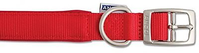 Ancol Air Hold Padded Dog Collar Red 18, 20, 22, 24, 26 inch