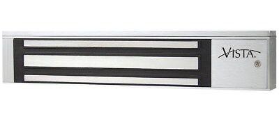 Securitron V2m600 Vista Magnetic Electromagnetic Door Lock - 600lbs - Dual Volt