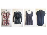 Selection of women's clothes sized 8 - 10
