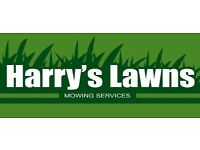 We Mow Grass! Harry's lawns offers a friendly professional service to St Albans area.