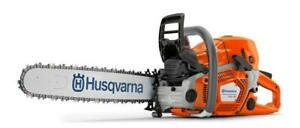 New Husqvarna 572 XP-G In Stock @ DSR!