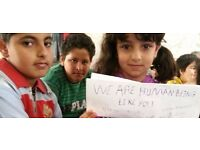 URGENTLY NEEDED: Foster Carers for Syrian/ Afghani/ Eritrean Refugee/ Asylum Seekers Children