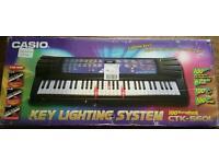 Casio keyboard ctk560l