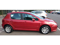 Perfect Family Car - Peugeot 307 2005 Model
