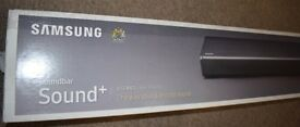 SAMSUNG Sound+ HW-MS650 3.0 All-in-One Sound Bar (RRP £499)