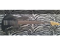 Trace elliot 5 string bass limited edition