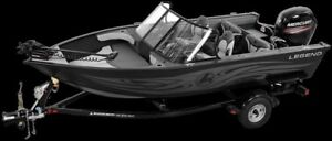 2018 Legend Boats F17 ALL-IN PRICE