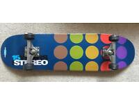 Stereo Skateboard Complete