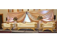 Tempting Occasions Wedding Stage Decorations Flower Centrepieces Table Decor Party Mehndi Birthday