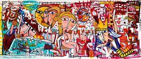 painting modern art artist alessandro siviglia