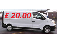 Man and Van services 24/7 cheapest in Dorset
