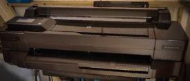 HP Designjet T520 large format printer
