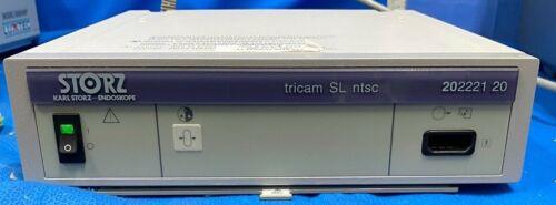 Karl Storz 202221 20 Tricam SL NTSC Video Camera Controller System