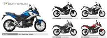 "Honda NC 750 X *Super-Sonder-Aktion ""Back-on-Bike"""
