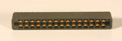 Connector - Card Edge - 15 Or 30 Circuit - .156 - 3 Pieces