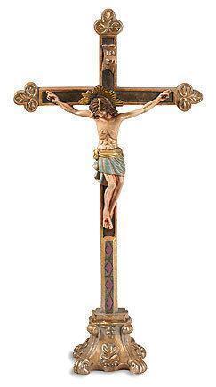 Altar Crucifix Ebay