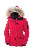 Canada Goose Montebello Parka Women Pink