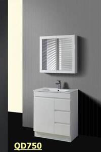 Buy OS QD Series Shadow Line Slim China Top Bathroom Vanity Wetherill Park Fairfield Area Preview