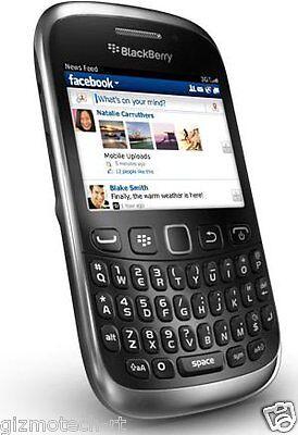 Used, Refurbished Imported Blackberry Curve 9320 blk   for sale  DELHI