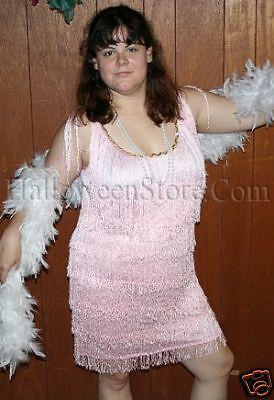 Plus Size Fashion Flapper Kostüme (Fashion Flapper Adult Costume PLUS SIZE 1X (16-18))